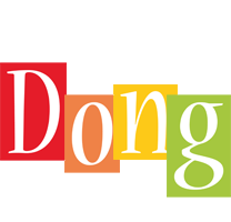 Dong colors logo
