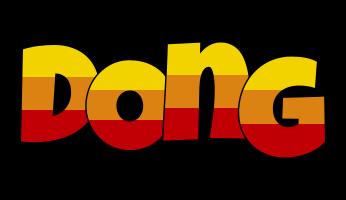 Dong jungle logo