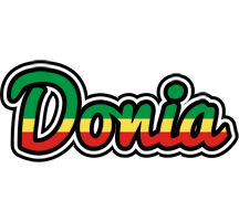 Donia african logo