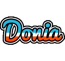 Donia america logo