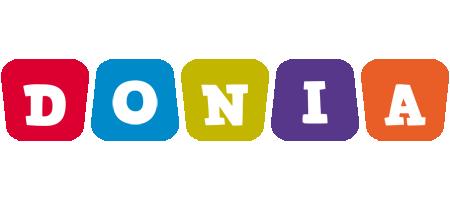 Donia daycare logo
