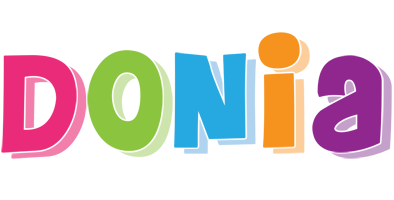 Donia friday logo