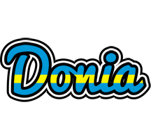 Donia sweden logo