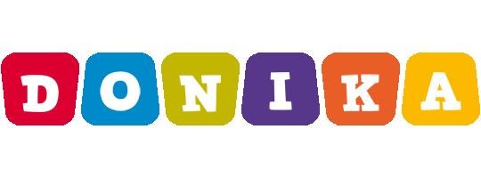 Donika kiddo logo