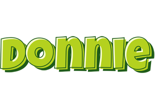 Donnie summer logo