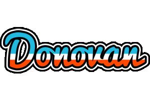 Donovan america logo