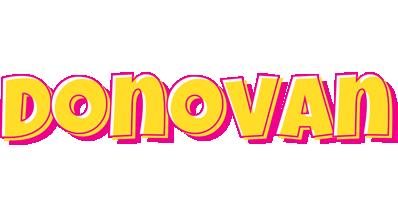 Donovan kaboom logo