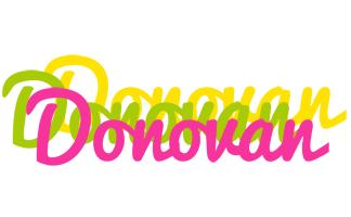 Donovan sweets logo