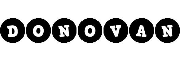 Donovan tools logo