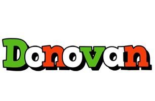 Donovan venezia logo