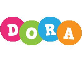 Dora friends logo