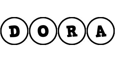 Dora handy logo