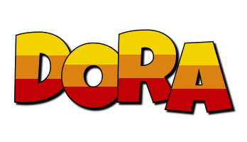 Dora jungle logo