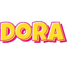Dora kaboom logo