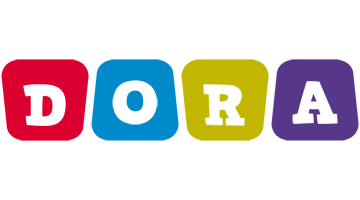 Dora kiddo logo