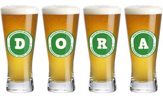 Dora lager logo