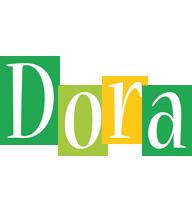 Dora lemonade logo