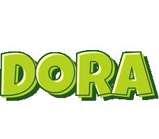 Dora summer logo