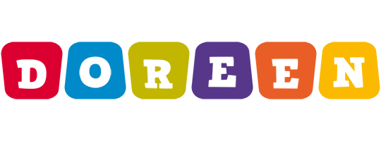 Doreen kiddo logo