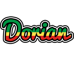 Dorian african logo