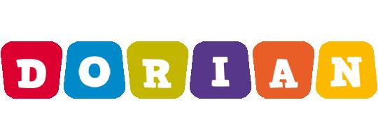 Dorian daycare logo