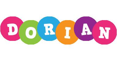 Dorian friends logo