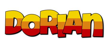 Dorian jungle logo