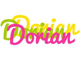 Dorian sweets logo