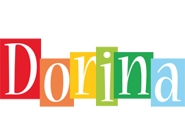 Dorina colors logo