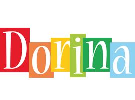 Dorina colors logo