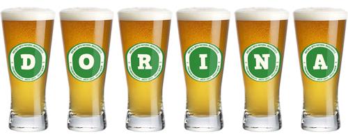 Dorina lager logo