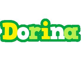 Dorina soccer logo
