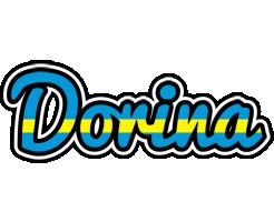 Dorina sweden logo