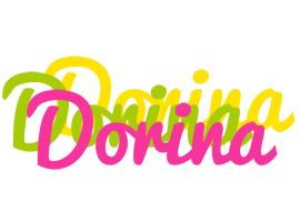 Dorina sweets logo