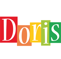 Doris colors logo