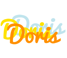 Doris energy logo