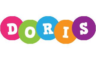 Doris friends logo