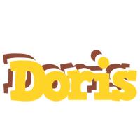 Doris hotcup logo