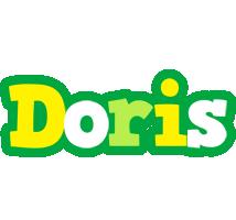 Doris soccer logo