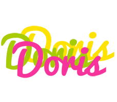 Doris sweets logo
