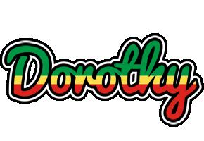 Dorothy african logo