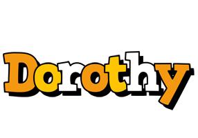 Dorothy cartoon logo
