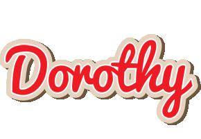 Dorothy chocolate logo