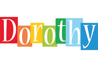 Dorothy colors logo