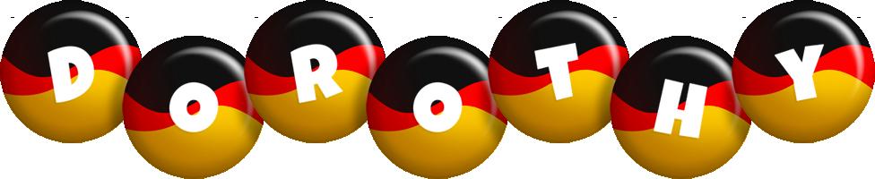 Dorothy german logo