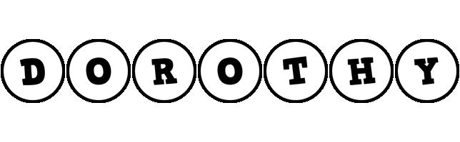 Dorothy handy logo