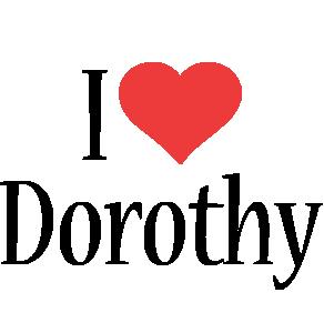Dorothy i-love logo