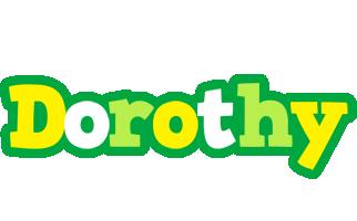 Dorothy soccer logo