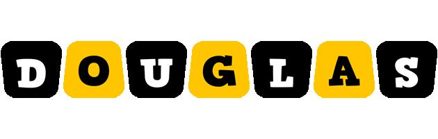Douglas boots logo