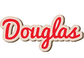 Douglas chocolate logo